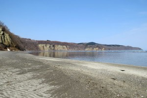 二ツ岩海岸