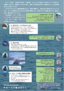 【チラシ裏】オホーツク海のはなし_01